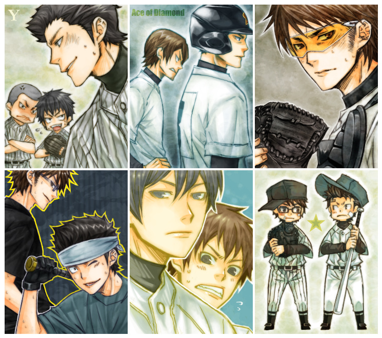 Diamond No Ace Outfit: Diamond No Ace/#1606865