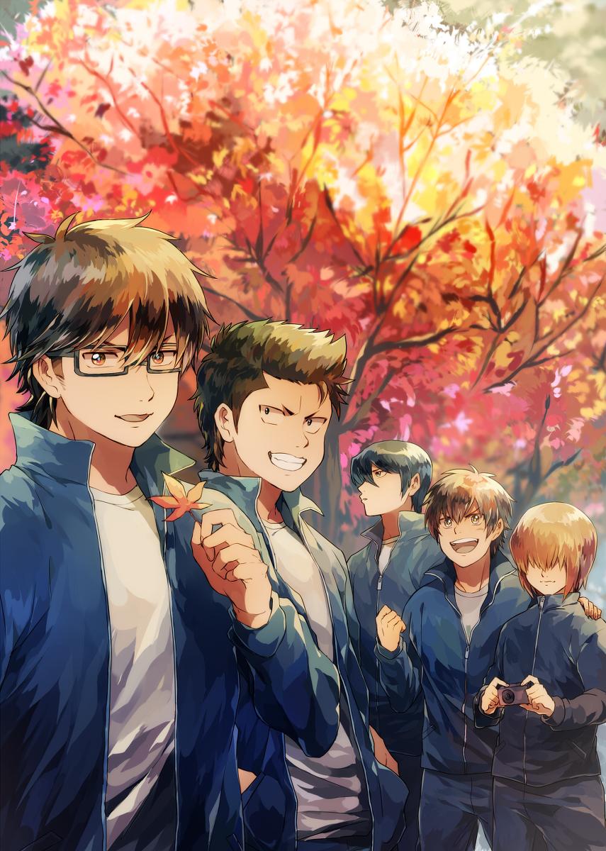 Furuya Satoru Mobile Wallpaper Zerochan Anime Image Board