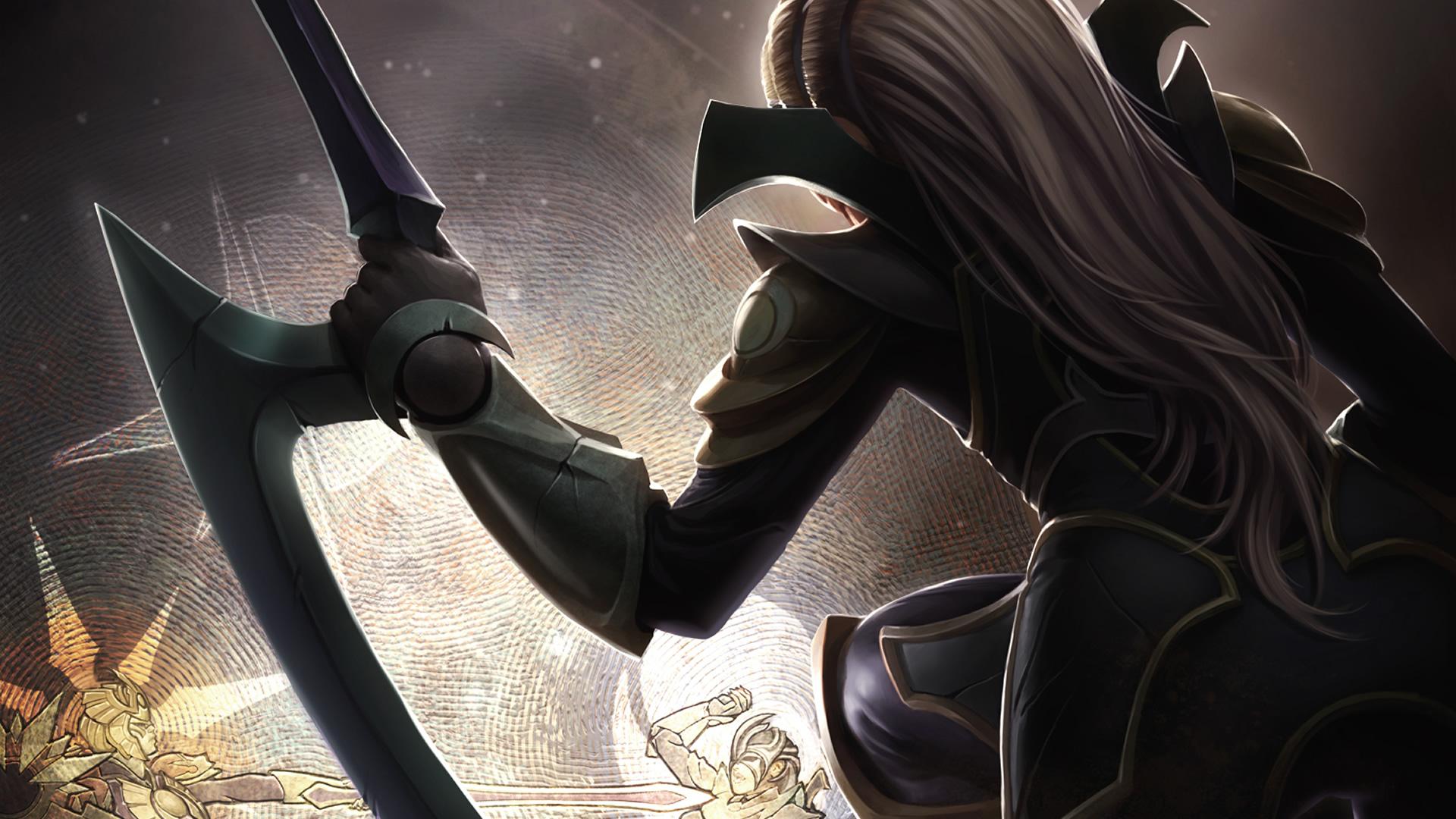 League Of Legends Wallpaper Zerochan Anime Image Board