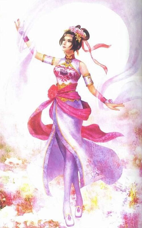 Diaochan dynasty warriors zerochan anime image board - Seven knights diaochan ...