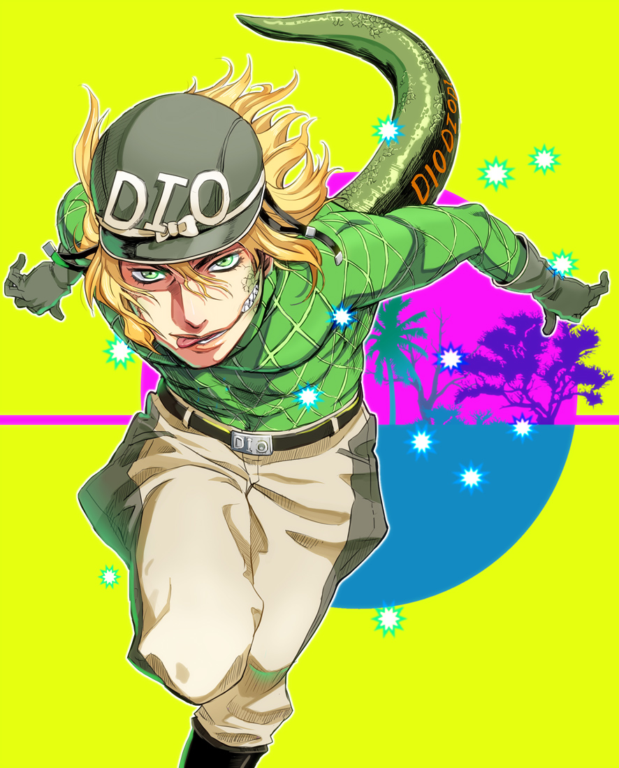 Diego Brando Steel Ball Run Zerochan Anime Image Board
