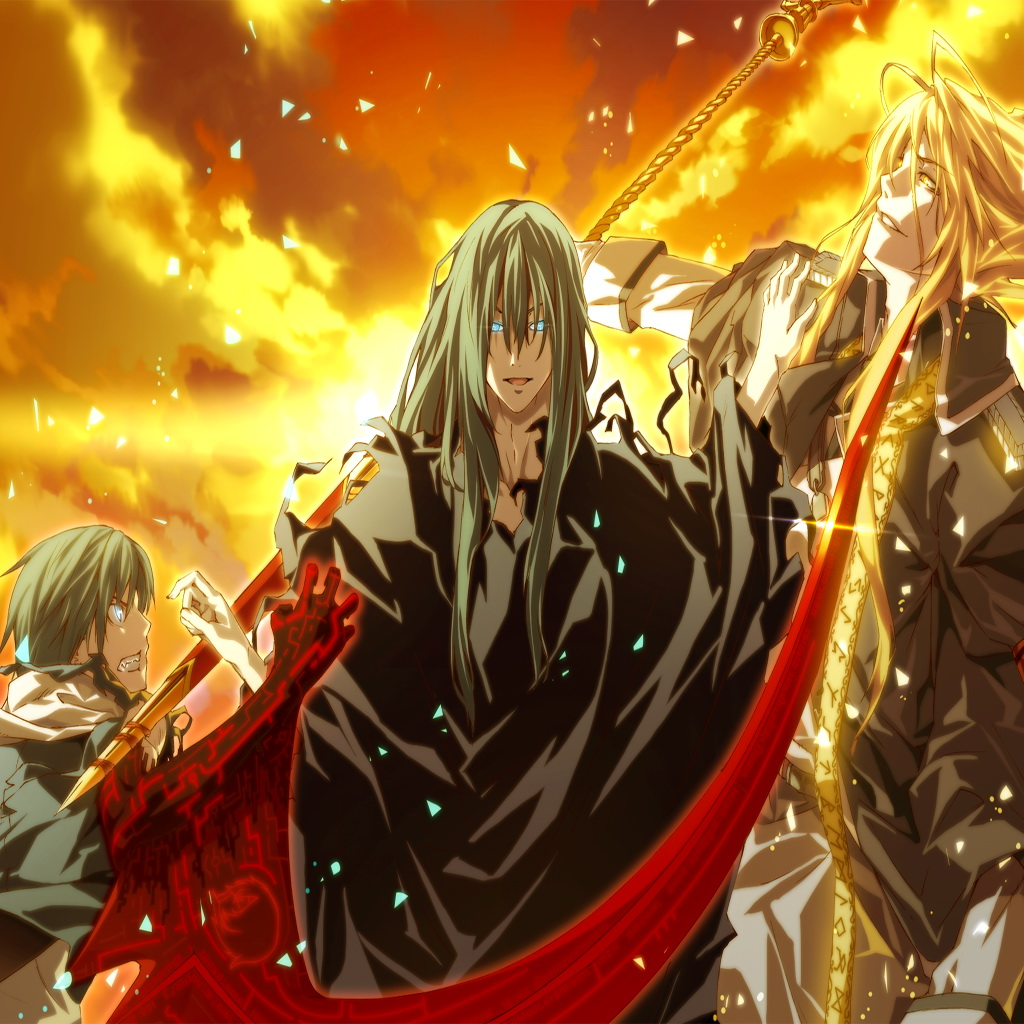 Mercurius Dies Irae Also Sprach Zarathustra Zerochan Anime