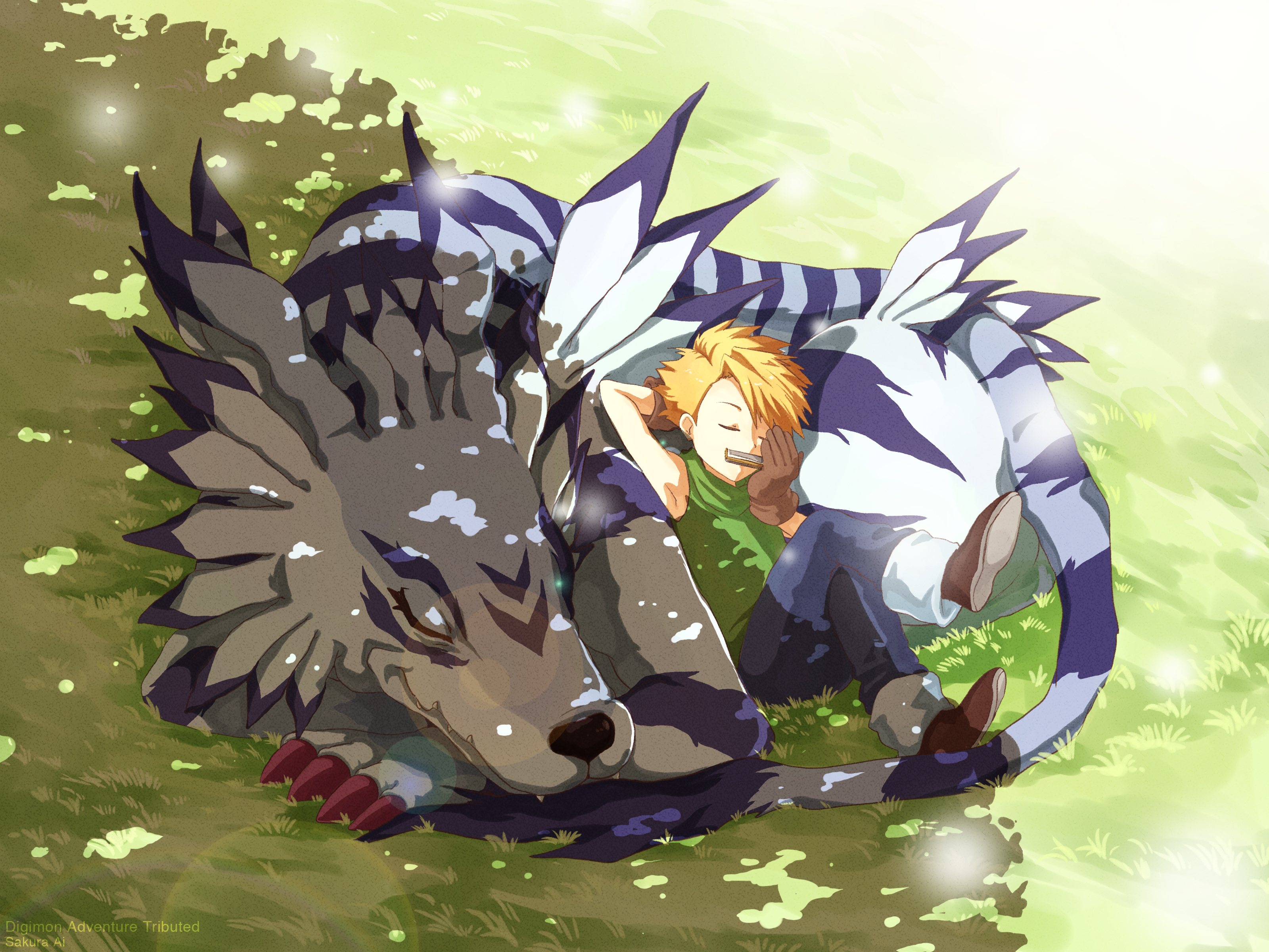 Digimon Adventure Zerochan Anime Image Board