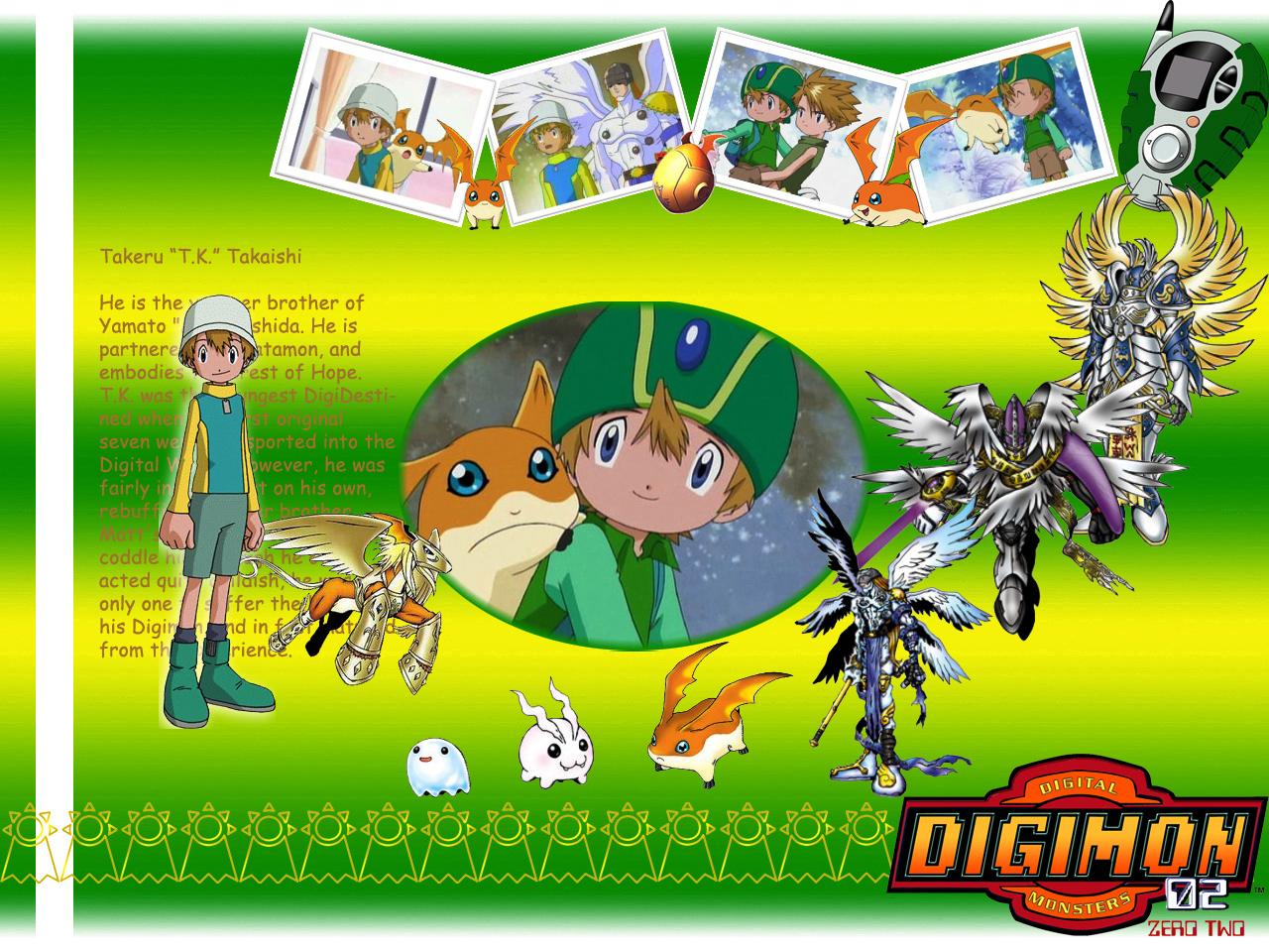 Digimon Adventure Wallpaper 1193522 Zerochan Anime Image