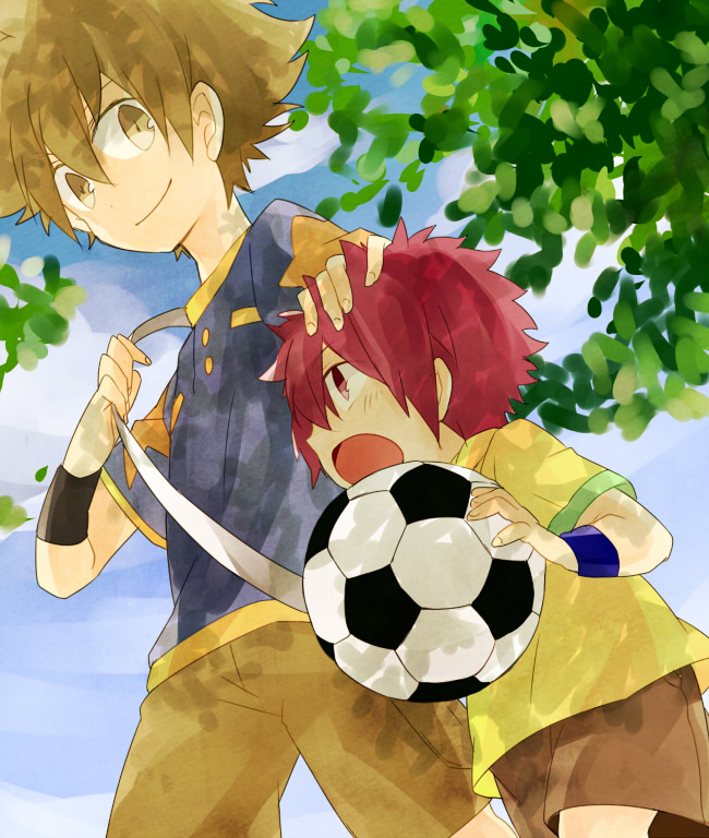 Tags: Anime, Kona081, Digimon Adventure, Motomiya Daisuke, Yagami Taichi, Fanart