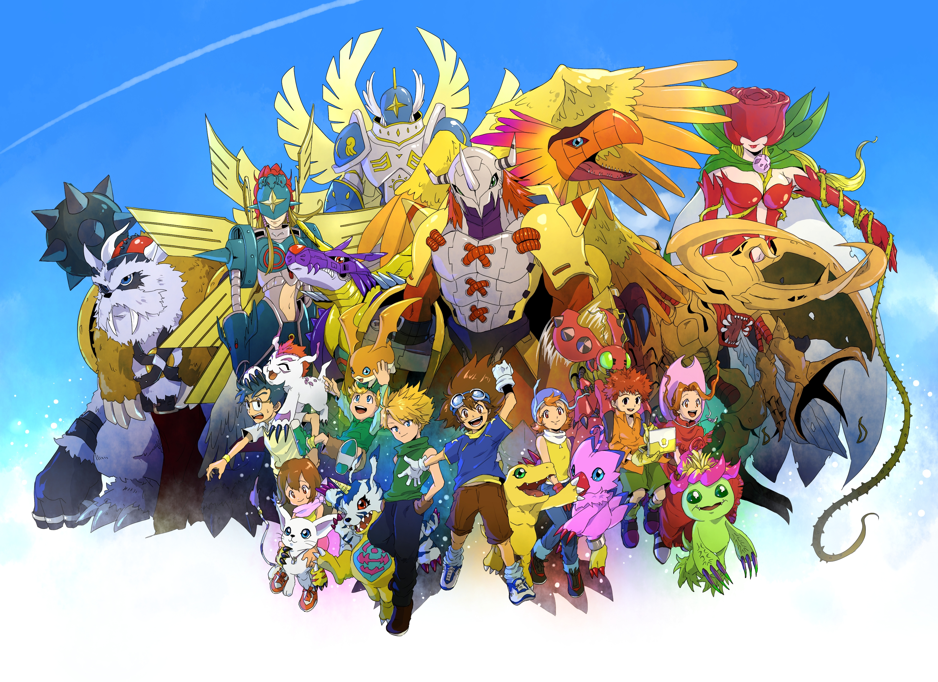 Image result for digimon ulimates