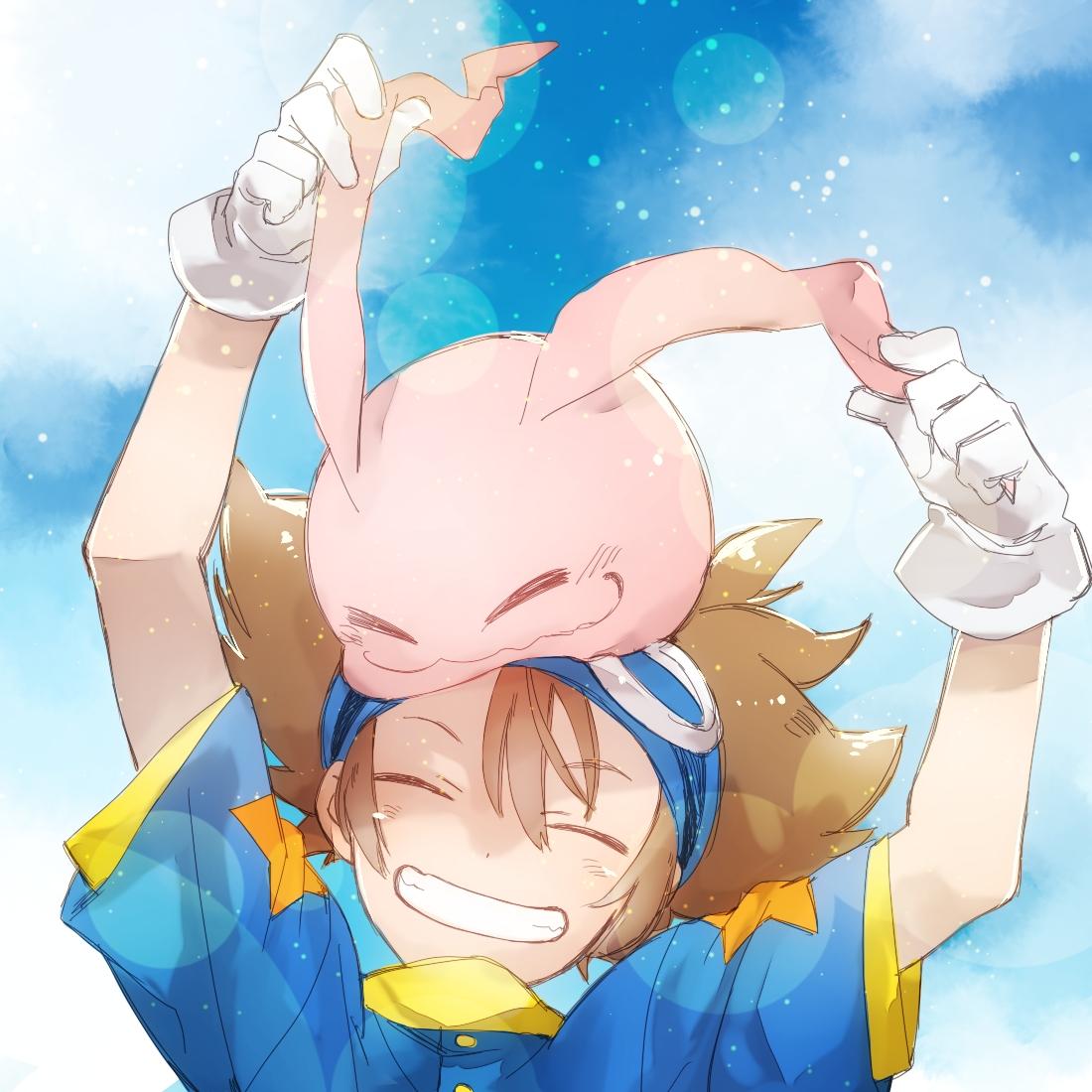 Digimon hentai fan art