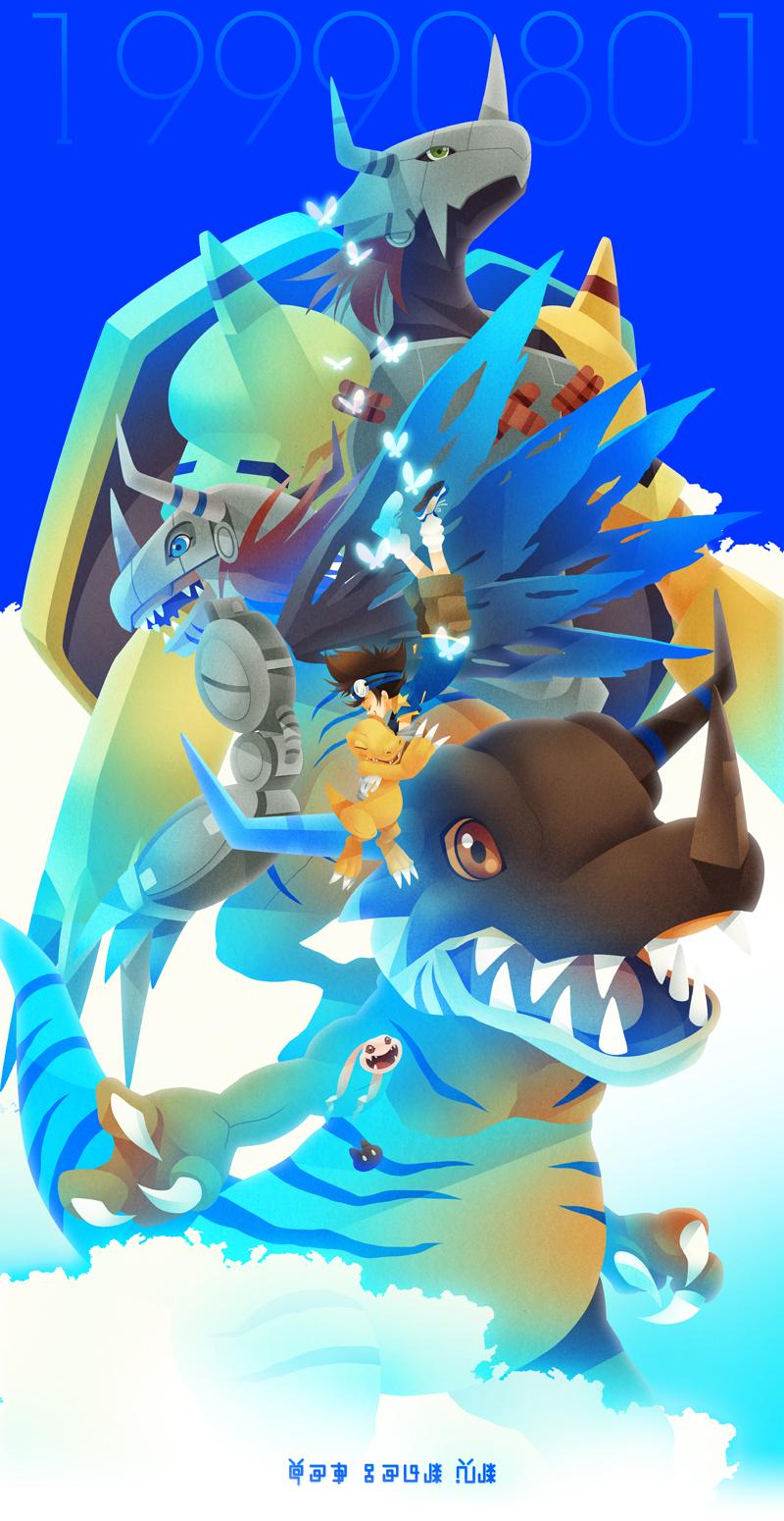 Botamon Digimon Adventure Zerochan Anime Image Board