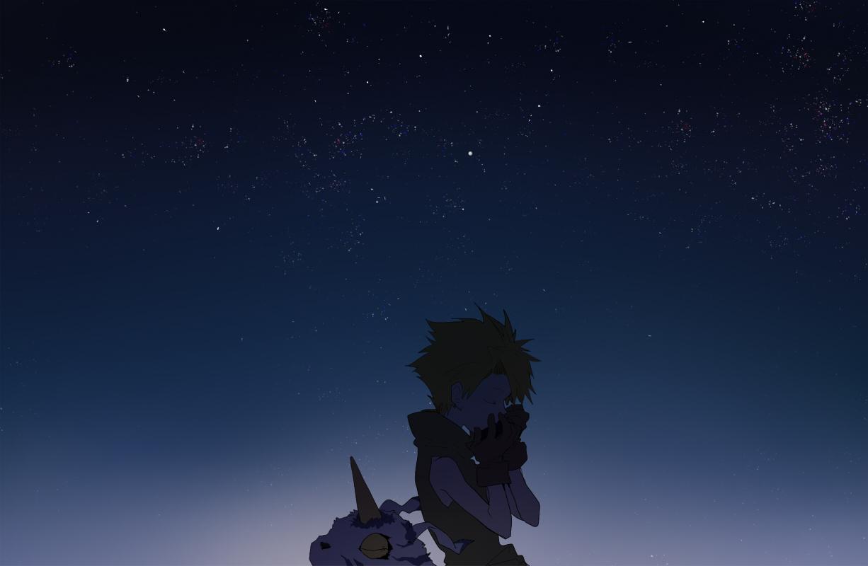 Digimon Tri Wallpaper