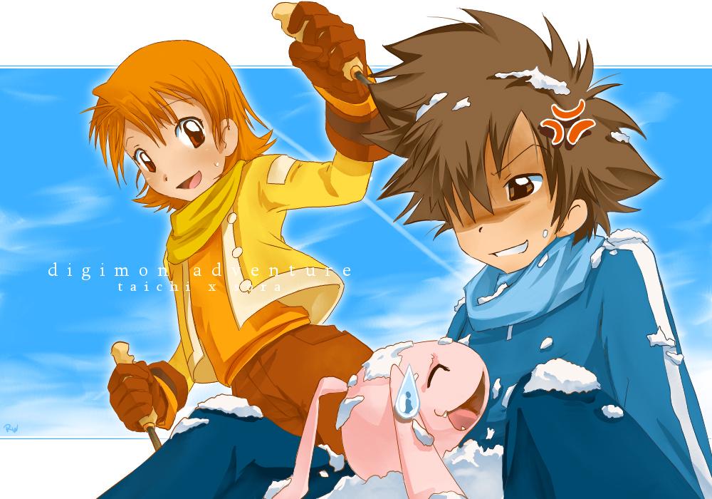 Digimon Adventure Image #312885 - Zerochan Anime Image Board
