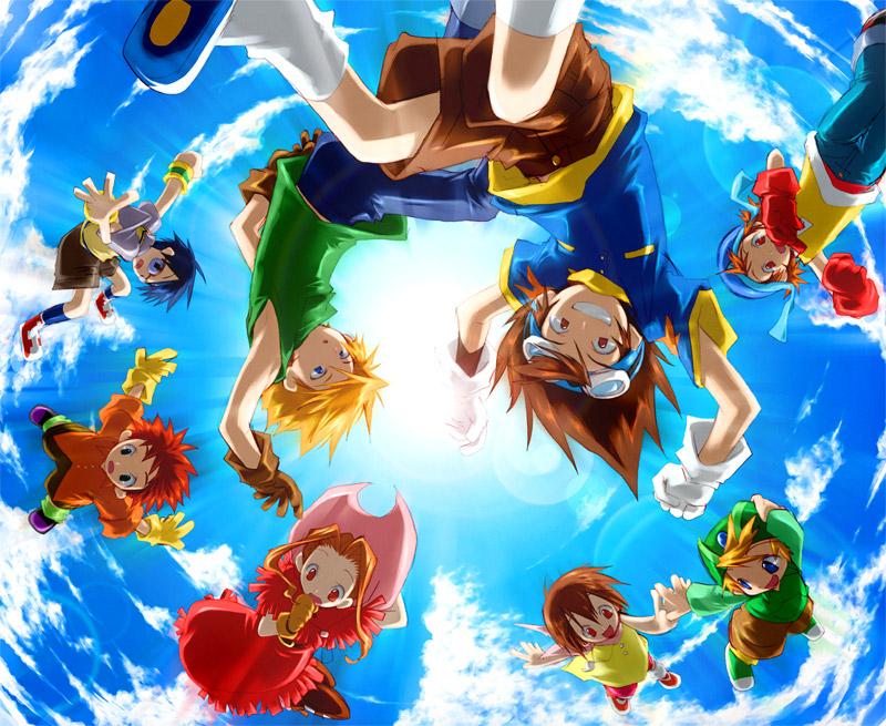 Digimon Adventure Zerochan Anime Image Board