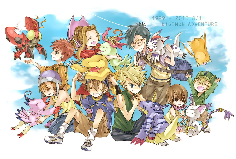 Digimon Tags Anime Kona081 Digimon Adventures Digimon