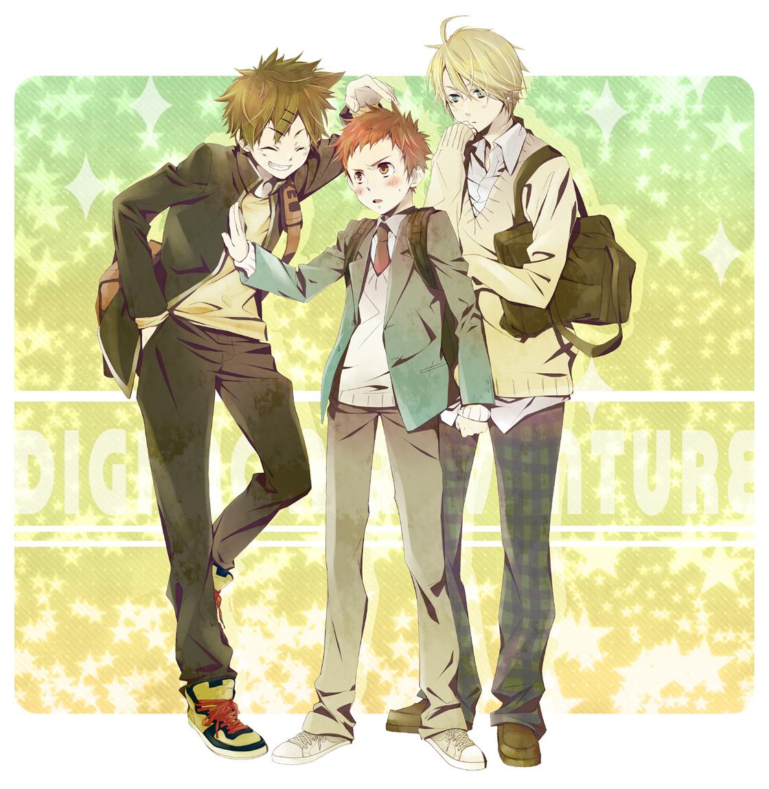 Digimon Adventures 516449 Zerochan