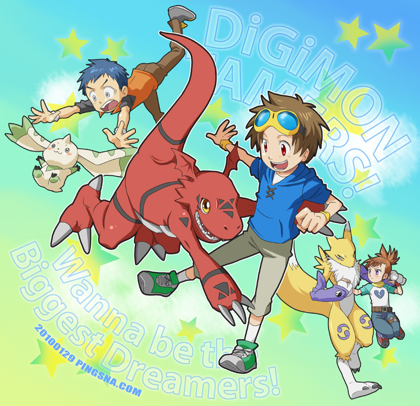 Digimon Tamers | page 6 of 16 - Zerochan Anime Image Board