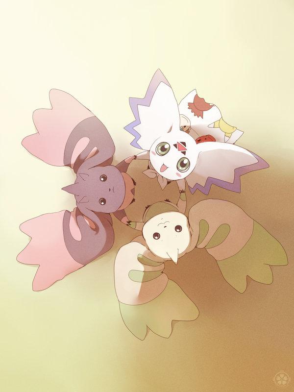 lopmon digimon tamers zerochan anime image board