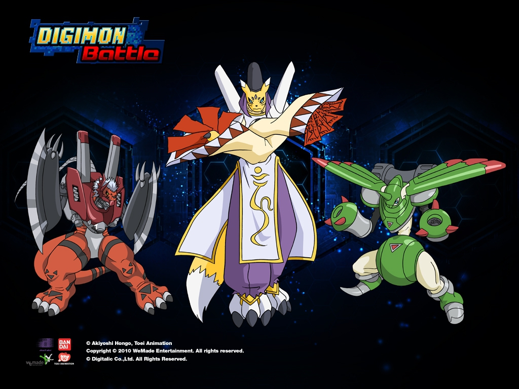 digimon tamers taomon - photo #7