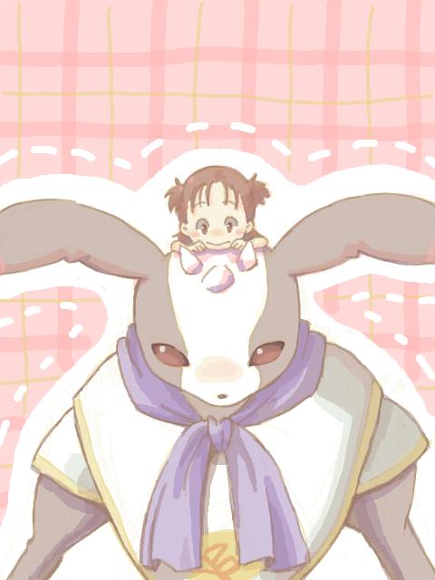 Tags: Anime, Misokeitto, Digimon Tamers, Antylamon, Lee Shao Chung, Purple Neckwear, Tegaki, PNG Conversion, Fanart, Mobile Wallpaper