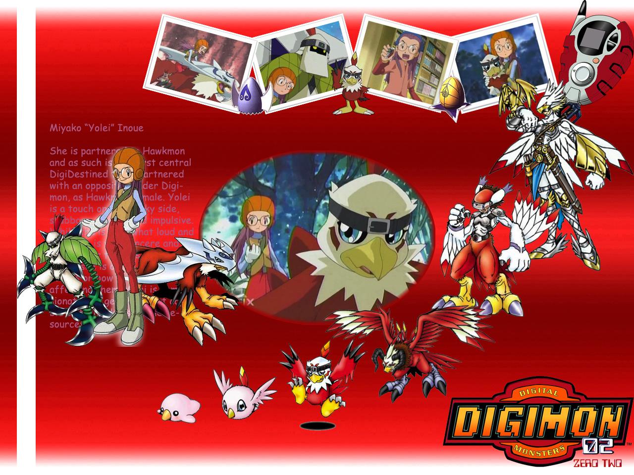 Yolei Digimon 2