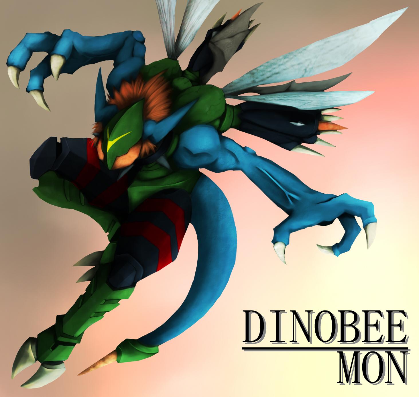 Dinobeemon - Digimon Adventure - Image #292362 - Zerochan ...