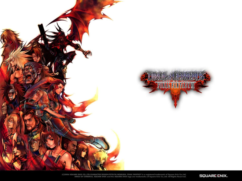 download game final fantasy vii dirge of cerberus pc