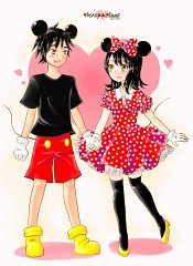 Mickey Mouse Anime