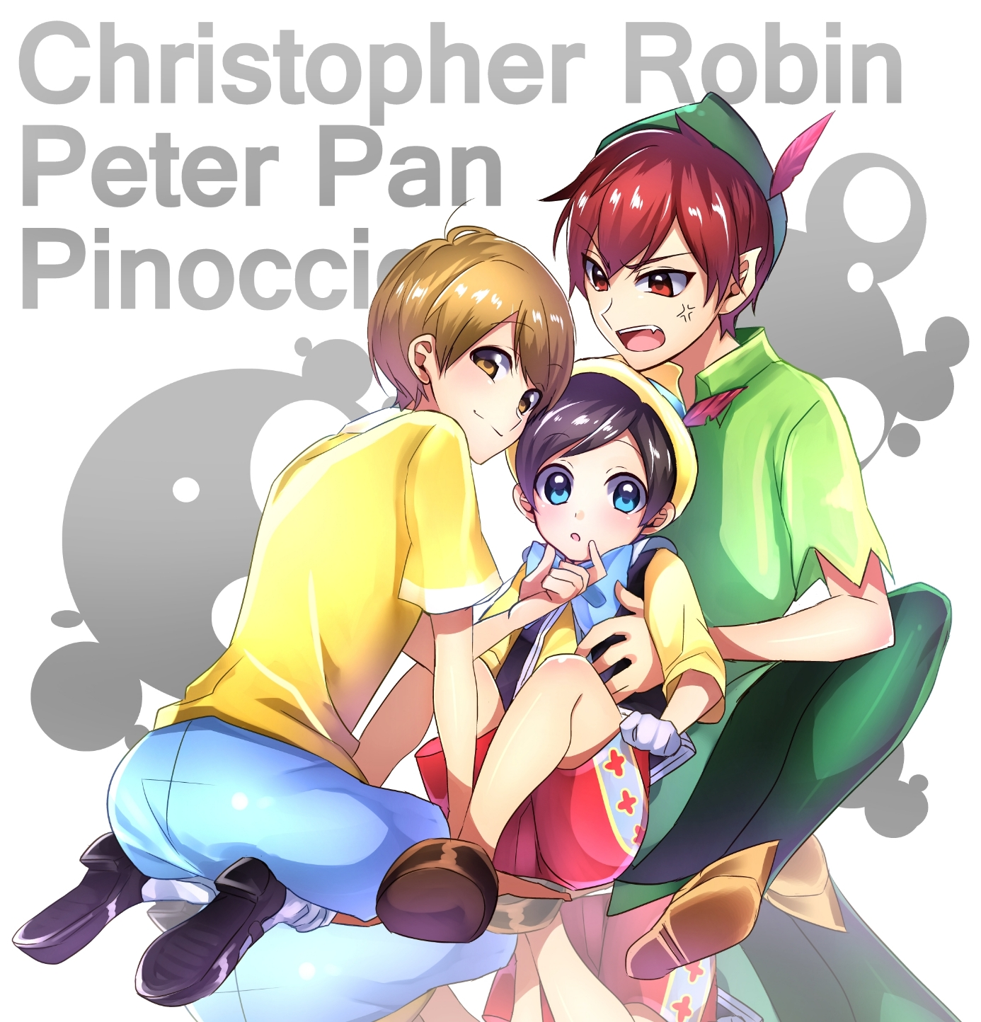 X And Y Anime Characters : Christopher robin winnie the pooh zerochan anime image