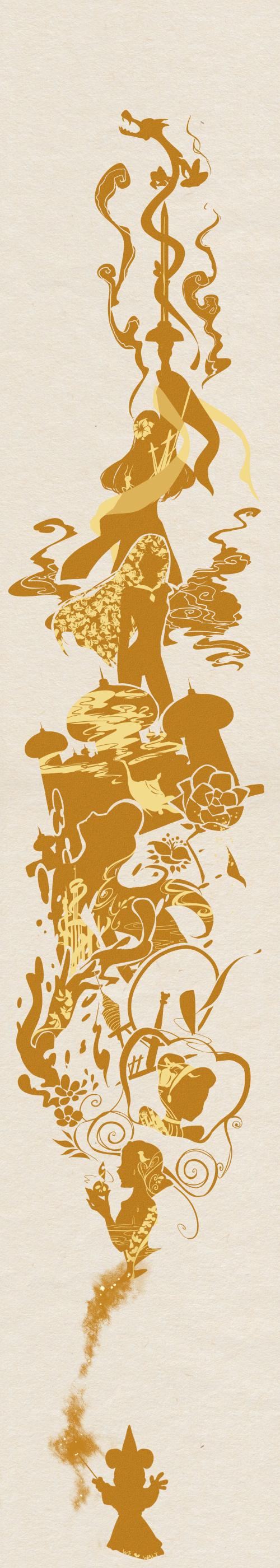 Tags: Anime, Izusetsu, Little Mermaid, Snow White and the Seven Dwarfs, Beauty and the Beast, Aladdin, Cinderella, Sleeping Beauty, Pocahontas, Snow White and the Seven Dwarfs (Disney), Sleeping Beauty (Disney), Mulan, Beauty and the Beast (Disney)