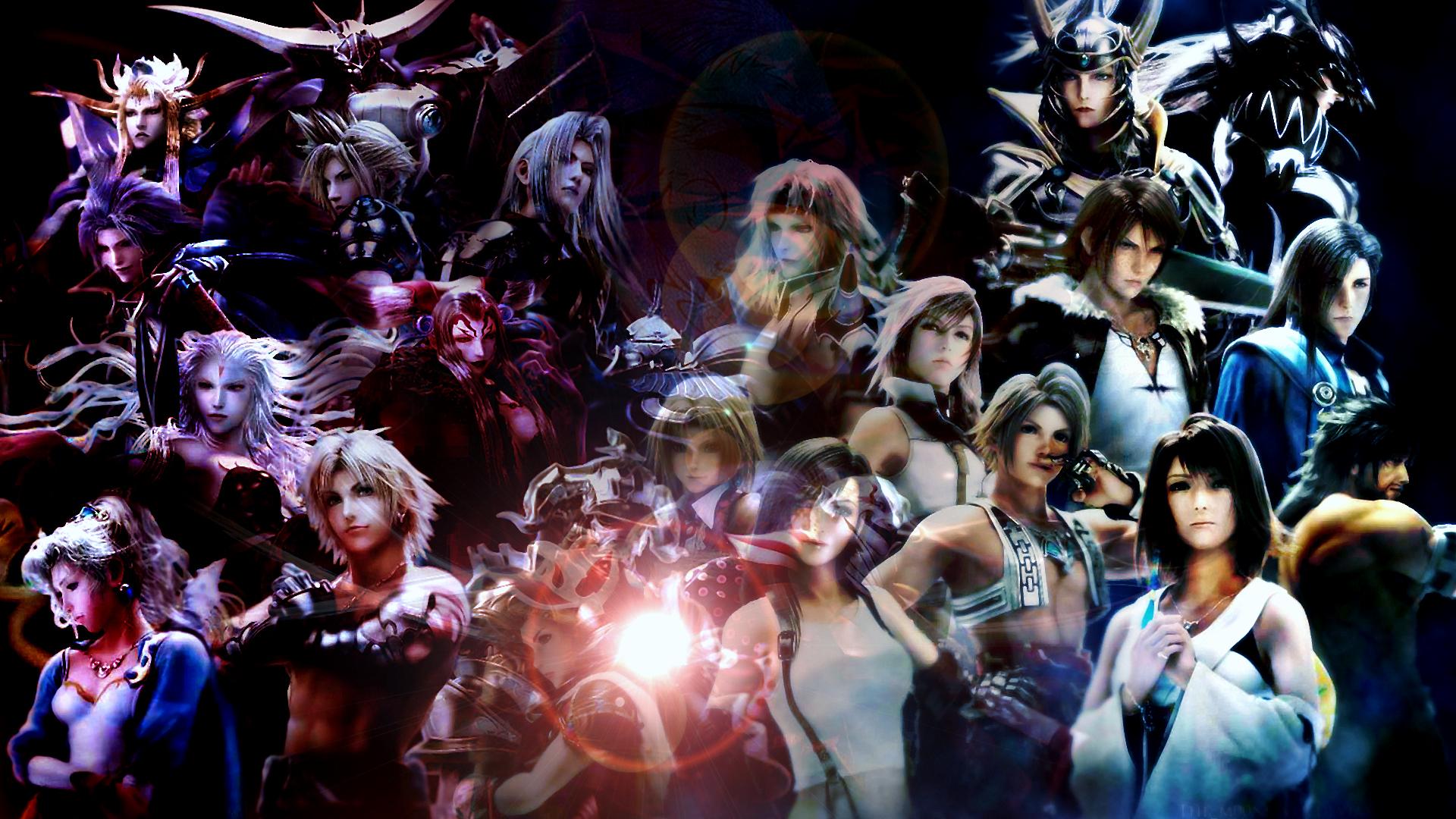 Final fantasy x wallpaper zerochan anime image board - Final fantasy 9 wallpaper 1920x1080 ...