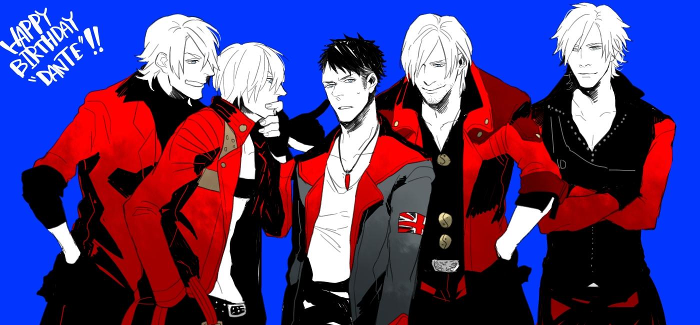Dmc Devil May Cry Image 1499399 Zerochan Anime Image Board