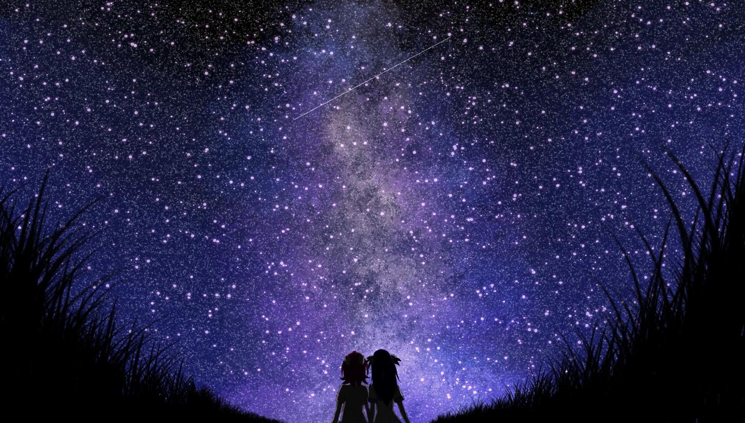 Картинки про любовь и звезды