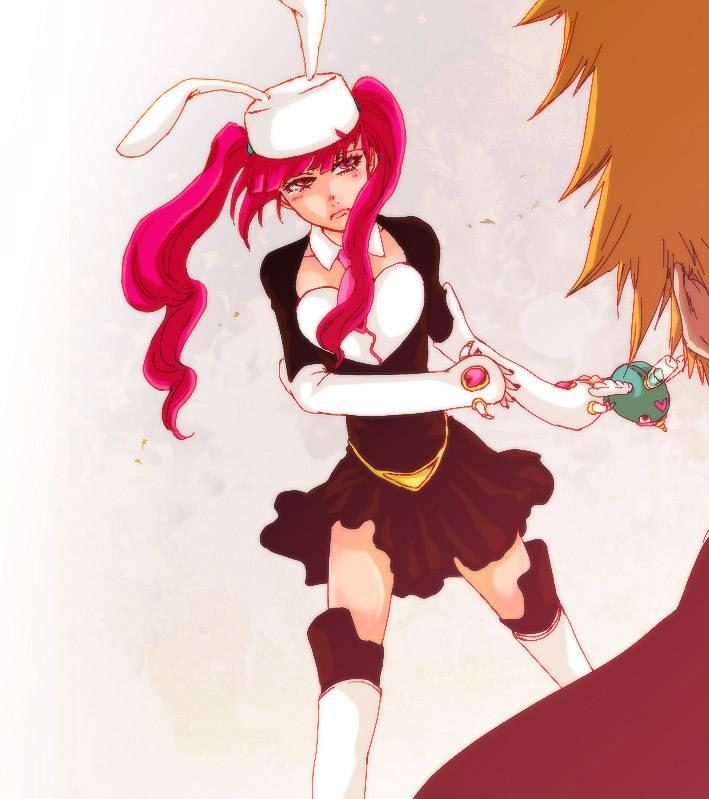 Riruka Dokugamine And Ichigo