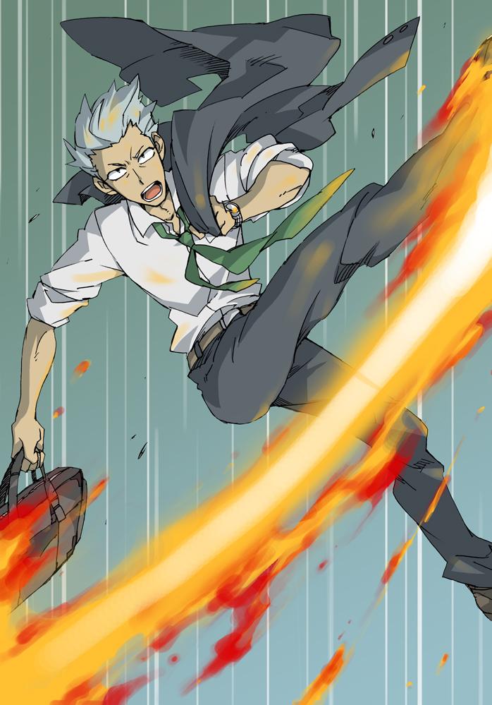 Narrator inazuma eleven for Domon x ichinose