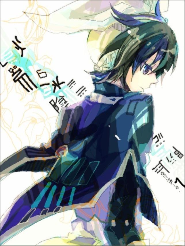 Tags: Anime, Donguri-usagi, VOCALOID, Original