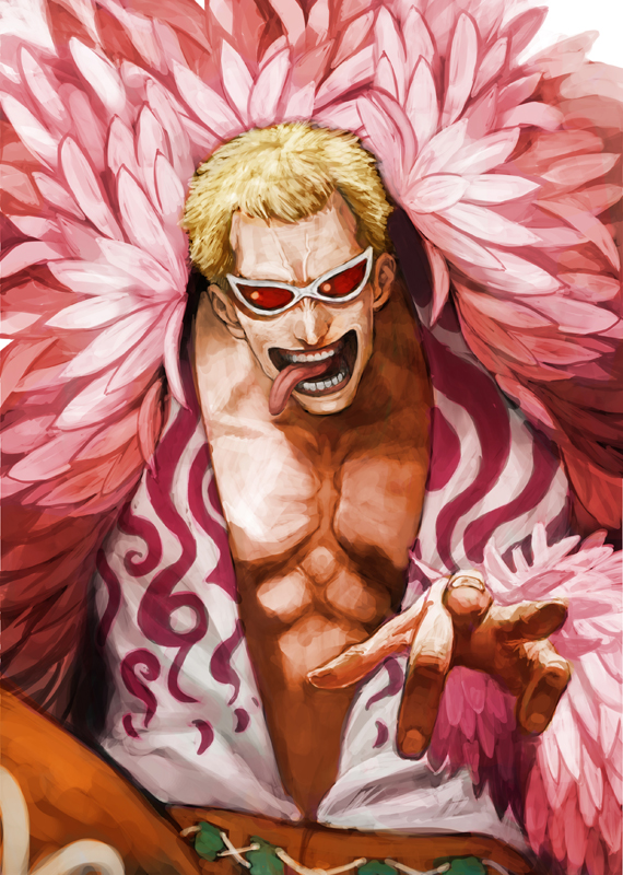 Donquixote Doflamingo One Piece Mobile Wallpaper 67413