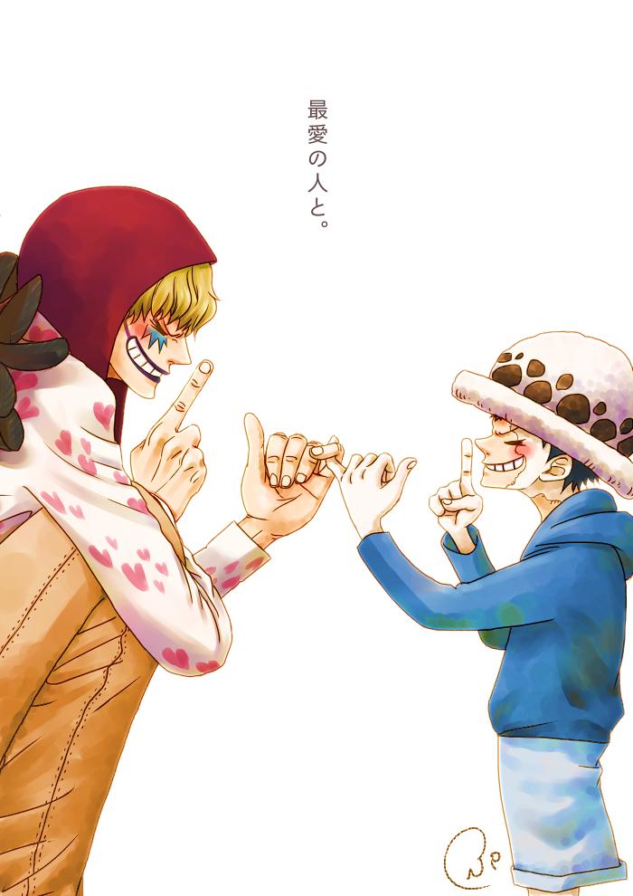 Donquixote Family One Piece Mobile Wallpaper 1805782 Zerochan Anime Image Board