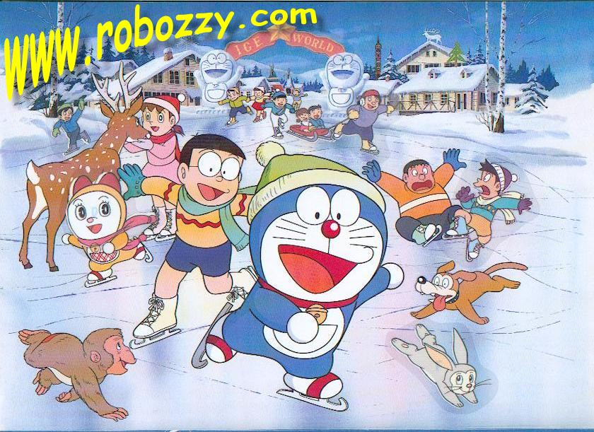 Tags: Anime, Winter, Rabbit, Ice Skating, Dog, Deer, Monkey