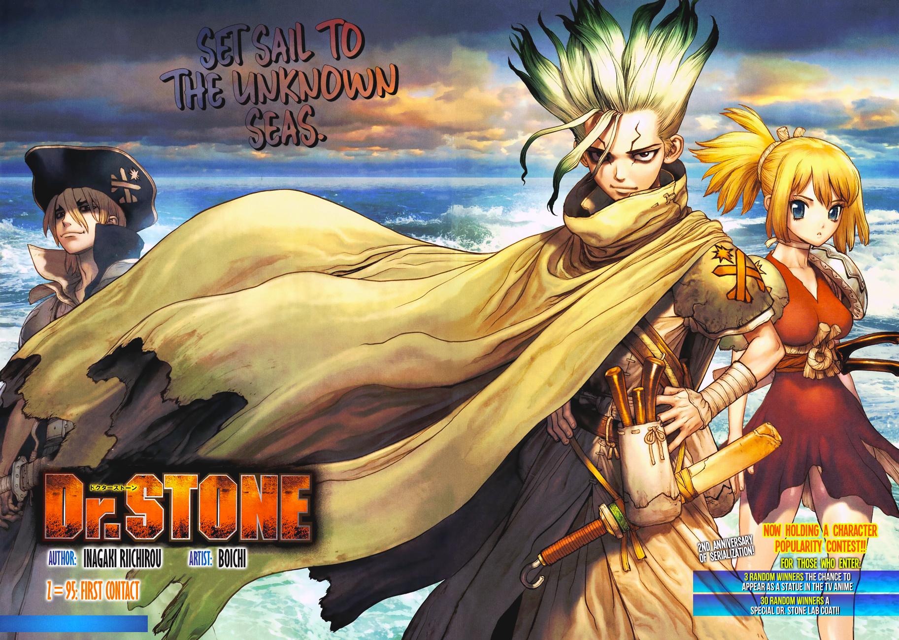 Dr. STONE - Zerochan Anime Image Board