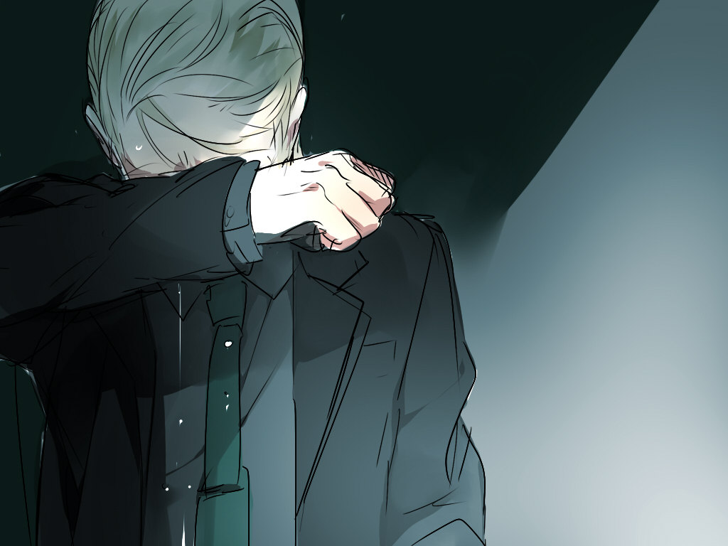 Draco Malfoy - Harry Potter - Image #748430 - Zerochan Anime