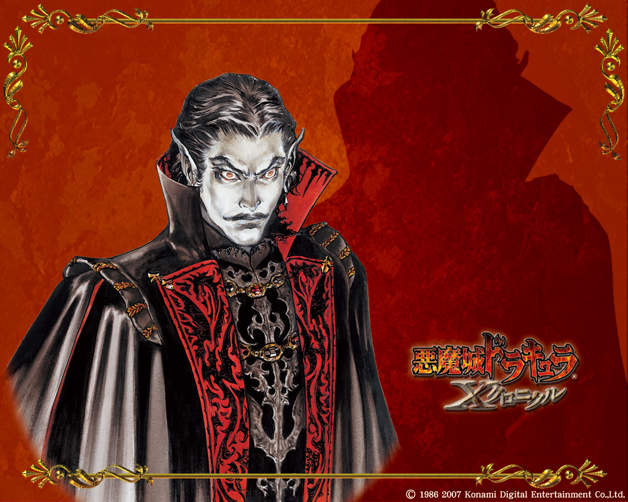 characters for dracula