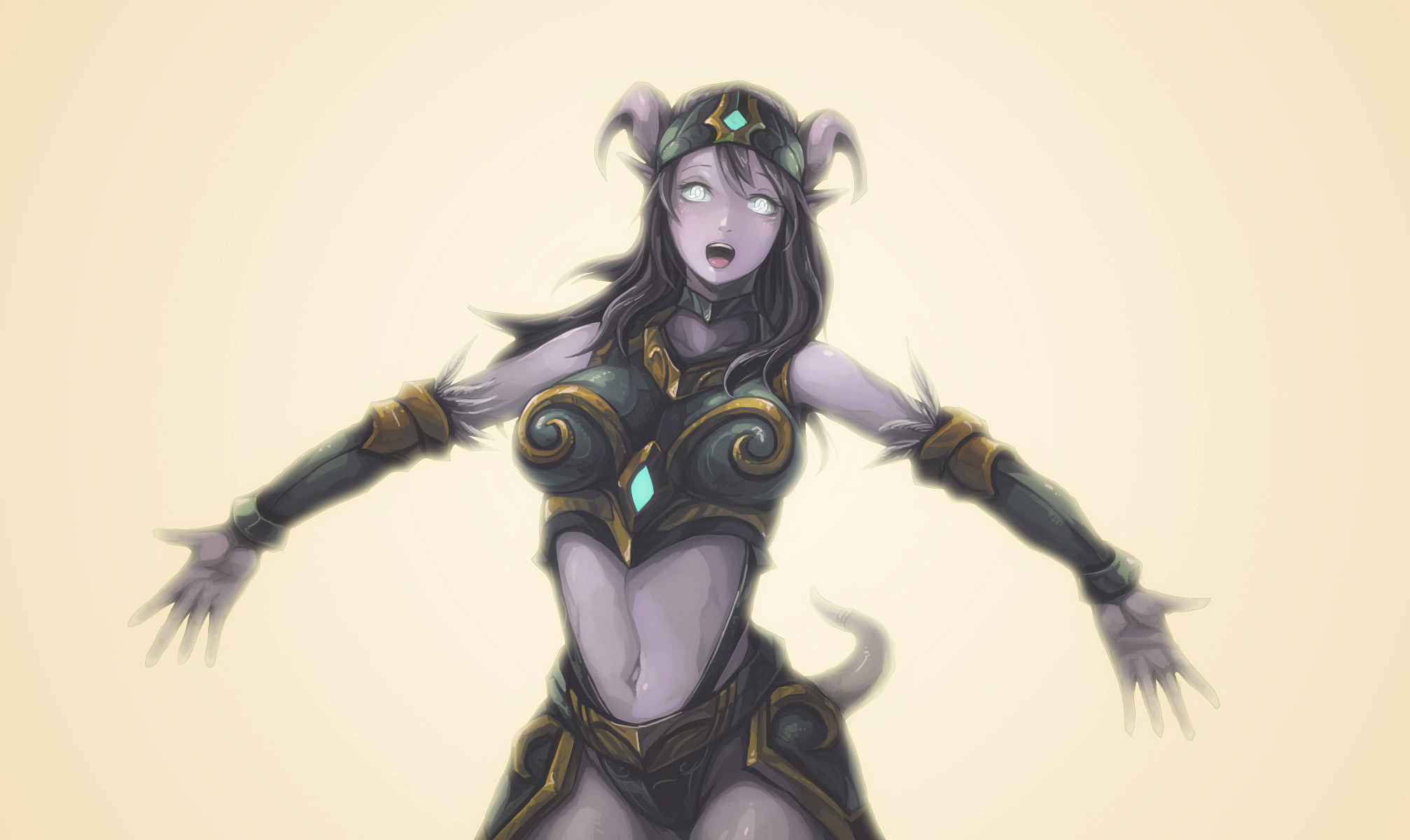 Wow draenei pics nude pictures
