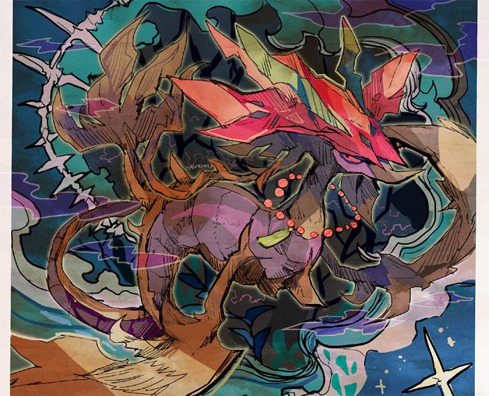 dragalge pok233mon image 2195518 zerochan anime image