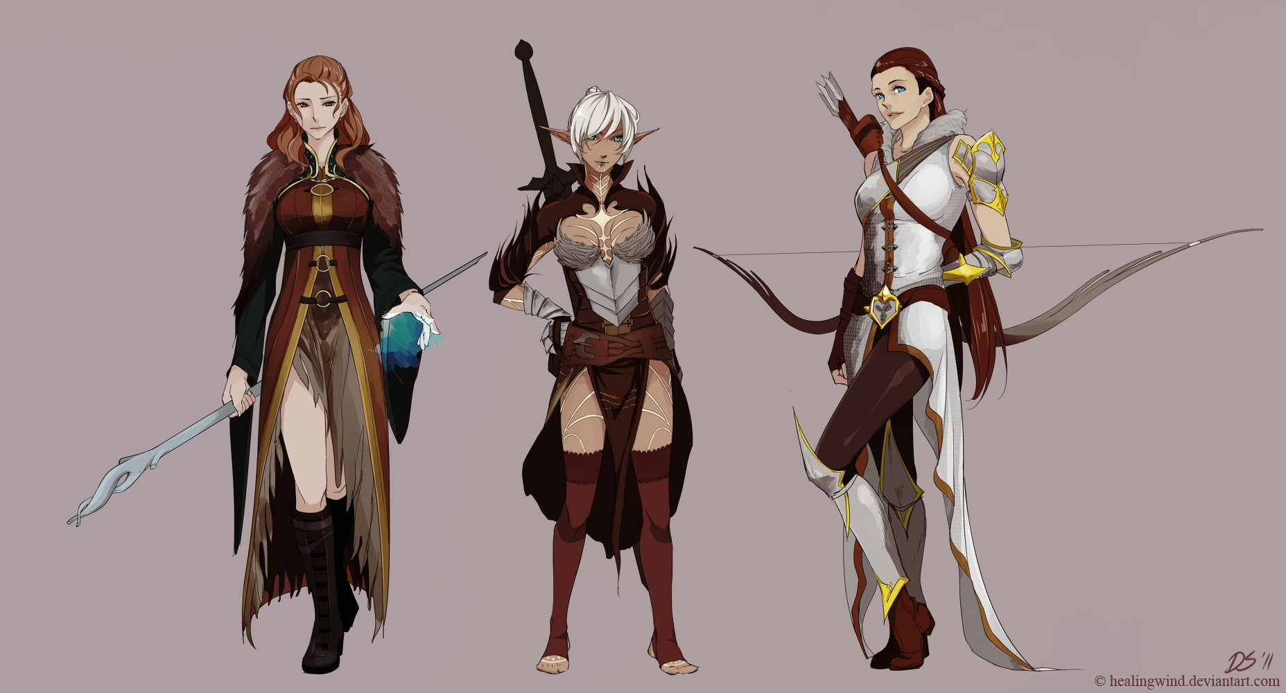 Dragon Age 2 Zerochan Anime Image Board