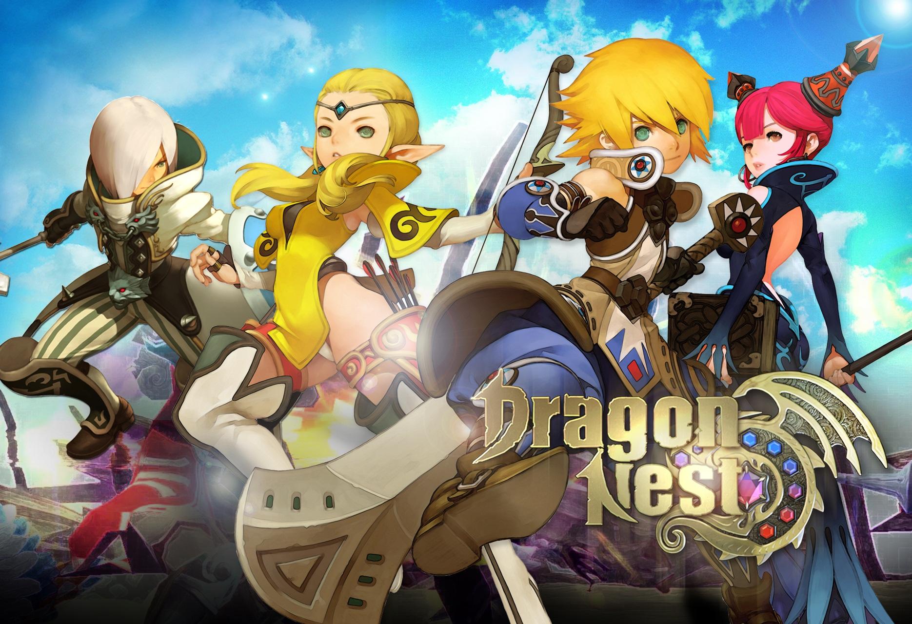 Hasil gambar untuk dragon nest mobile
