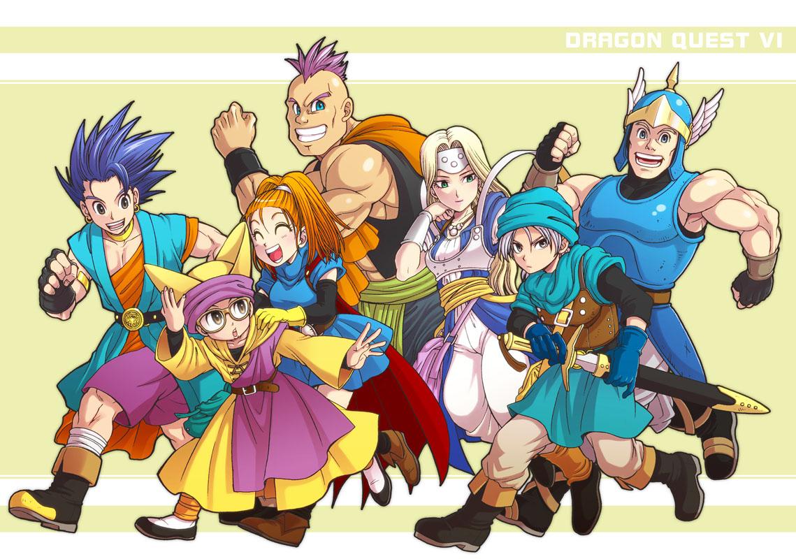 dragon quest vi zerochan anime image board