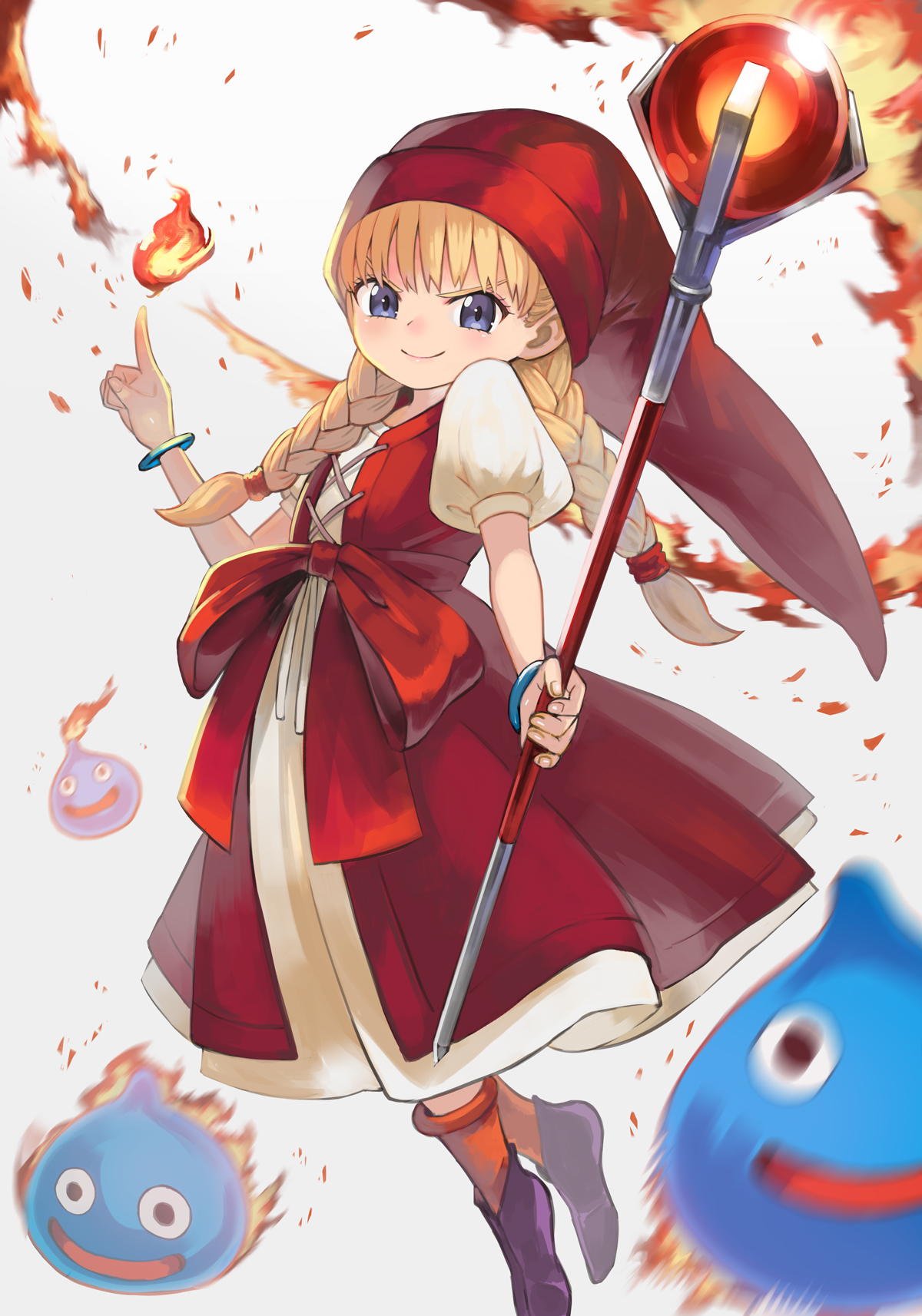 Dragon Quest Xi Full Costumes