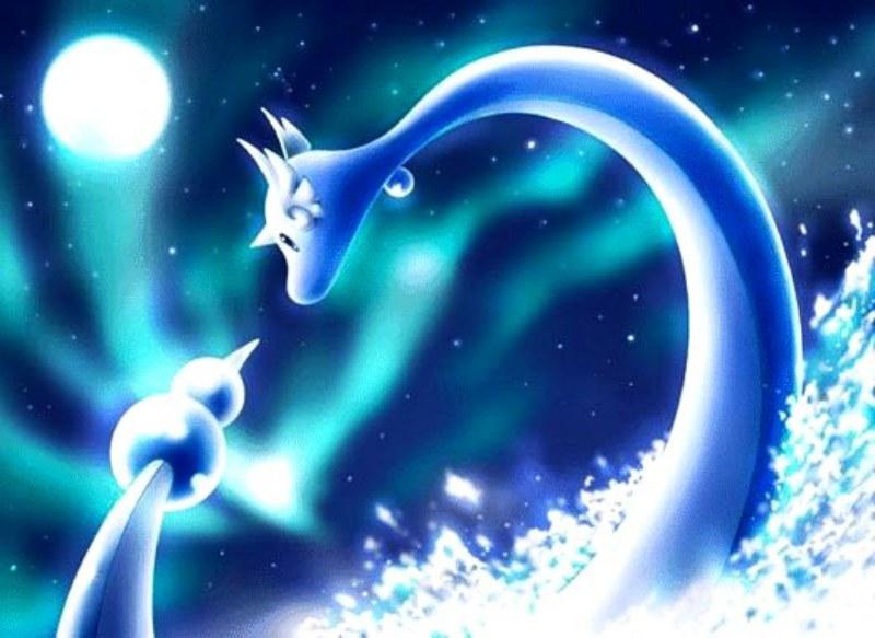 Dragonair Pok 233 Mon Image 214294 Zerochan Anime Image Board