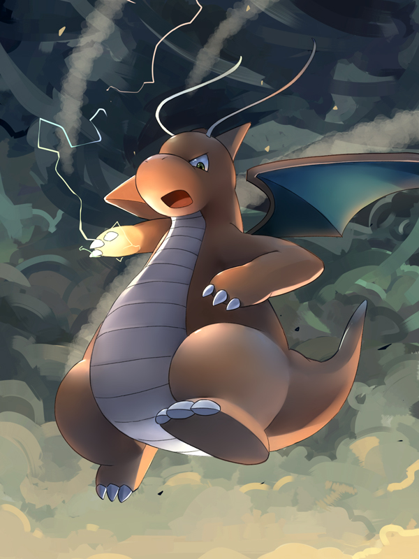 Dragonite - Pokémon - Zerochan Anime Image Board