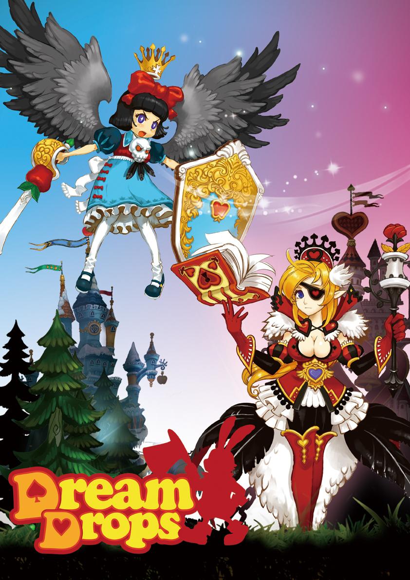 ... , Alice in Wonderland, Dream Drops, Queen of Hearts, Queen, Open Book