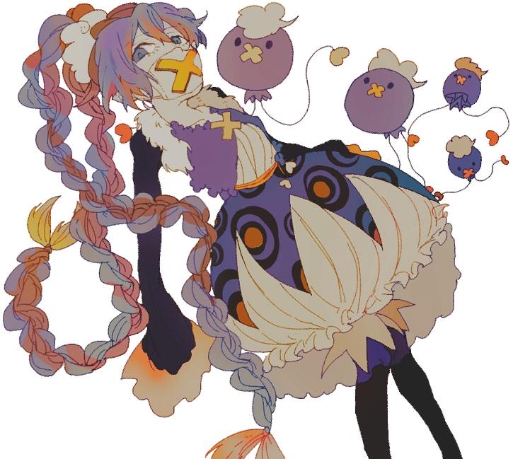 Drifloon Pok 233 Mon Image 1604312 Zerochan Anime Image Board