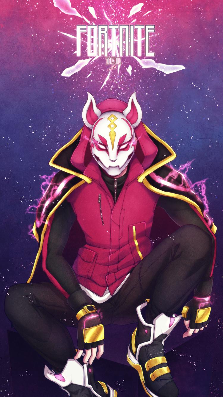 Drift Fortnite Zerochan Anime Image Board